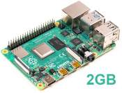 Raspberry Pi 4 - Model B (2GB)