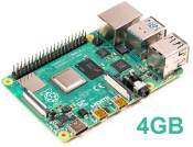 Raspberry Pi 4 - Model B (4GB)